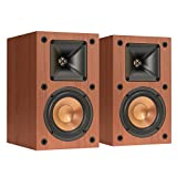 Klipsch R-14M Reference Monitor Speakers - Pair (Cherry)