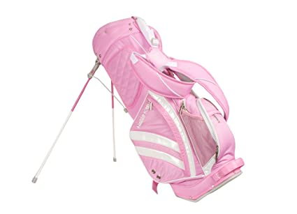 dedb08e1d7 Amazon.com   Hello Kitty Couture Stand Bag (Pink)   Golf Stand Bags ...