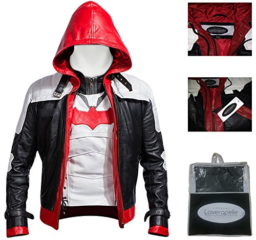 Red Hood Costume Arkham Knight (Batman Arkham Knight Red Hood Jacket & Vest (large))