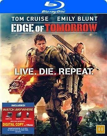 Edge Of Tomorrow Blu Ray Amazon Co Uk Dvd Blu Ray