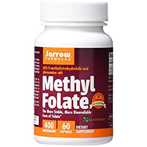 Jarrow Formulas Methyl Folate 5 MTHF