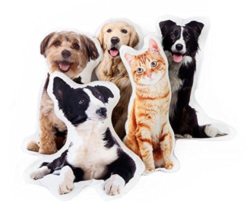 (Emotional Life Large Custom Pet Photo Pillow Pet Portrait Pillow Dog Lover Gift Pet Loss Gift Pet Bereavement)