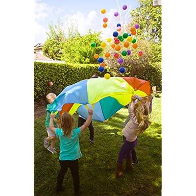 Funchute 6' Parachute: Toys & Games