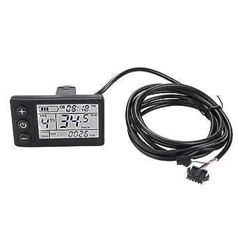 Kit de controlador de motor, 36V / 48V 1500W Kit de panel LCD de ...