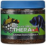 New Life Spectrum Thera-A Large 3mm Sinking Salt/Freshwater Pet Food, 250gm