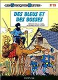 """Afficher """"Les Tuniques bleues n° 25 Des bleus et des bosses"""""""