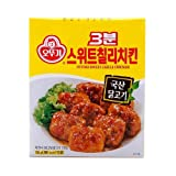 [KFM] Korean Food Instant Sweet Chilli Chicken 150g 스위트 칠리 치킨