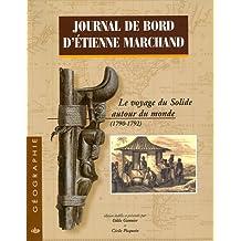 Journal de bord d'Étienne Marchand