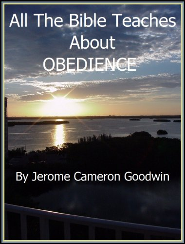 Consider three reasons why obedience is critical to the successful Christian life:
