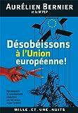 Image de Désobéissons à l'Union européenne !: