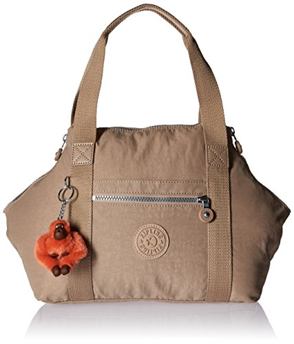 Kipling Art S Bag, Hummus Cream
