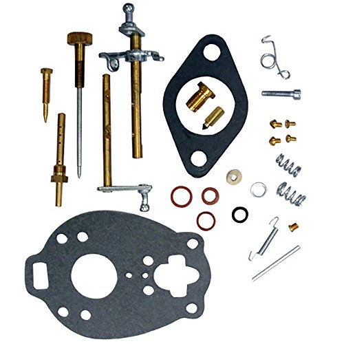 MSCK64 New Ford Tractor 800 & 900 Series Complete Carburetor Carb Kit