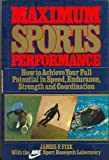 img - for Maximum Sports Performance: With the Nike Sport Research Laboratory book / textbook / text book