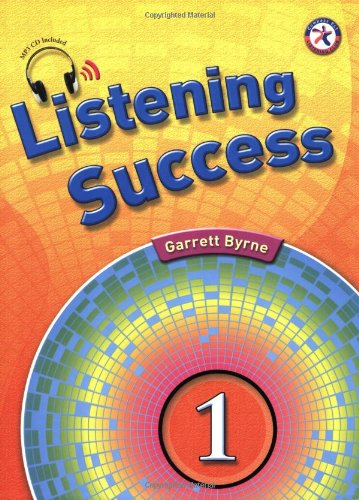 Listening Success with Dictation 1, w/Dictation Book, Transcripts & Answer Key, and Audio CD (intermediate-level listening comprehension) PDF