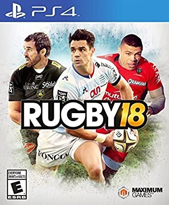 Amazon Com Rugby 18 Playstation 4 Maximum Games Llc Video Games
