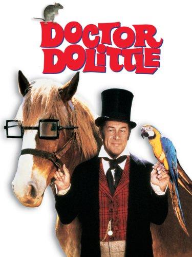 Amazon Com Doctor Dolittle 1967 Rex Harrison Samantha