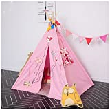 Fessyc@pink High-end custom of children room decorate dollhouse small house tent indoor house home baby game play house indian teepee