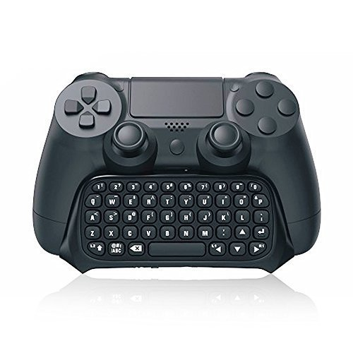 Mondpalast Wireless Keyboard for PlayStation 4 PS4 Controller