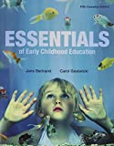 img - for Essentials of Early Childhood Education book / textbook / text book