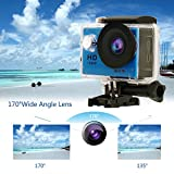 Wavetown Action Camera W9 Wifi 12mp 170 Degree 1080p 2 inc LCD Digital