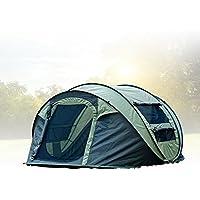 FiveJoy Instant Popup Camping Tent (1-3 Person) - NO...