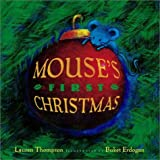 Mouse's First Christmas, Lauren Thompson, 0689851413