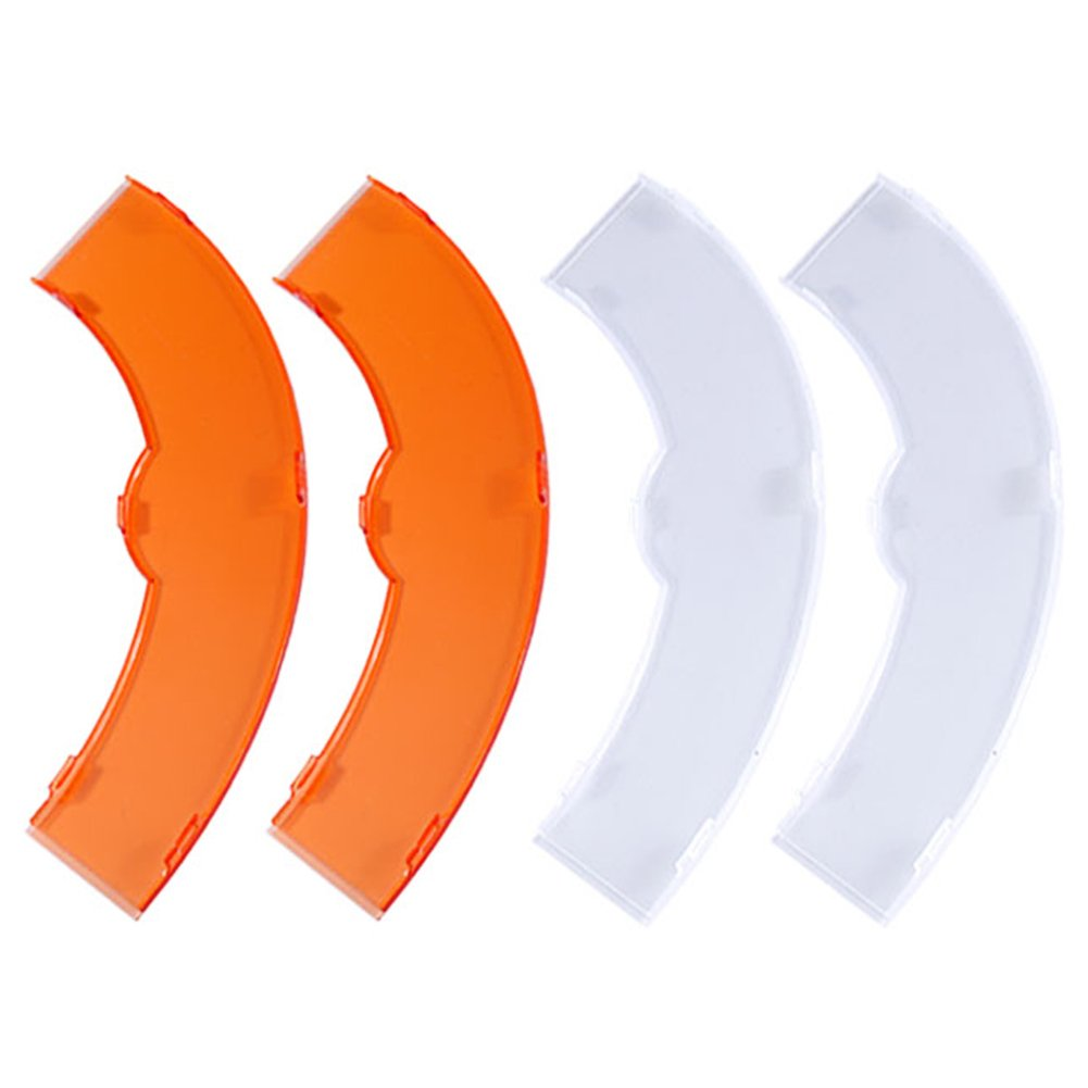 Neewer Orange and White Color Filter Set for Neewer 14 inches/36 centimeters 50W(400W Equivalent) 5500K Ring Light and 36W LED SMD 5500K Dimmable Ring Light