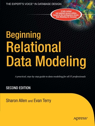 Beginning Relational Data Modeling, Second Edition by Apress