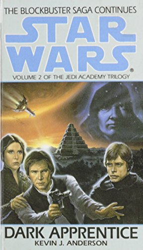 book cover of Dark Apprentice