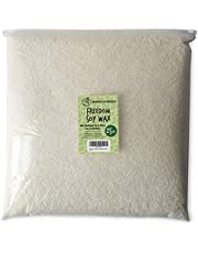 American Soy Organics- Freedom Soy Wax Beads for Candle Making – Microwavable Soy Wax Beads – Premium Soy Candle Making Supplies