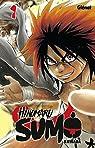 Hinomaru Sumo, tome 1 par Kawada
