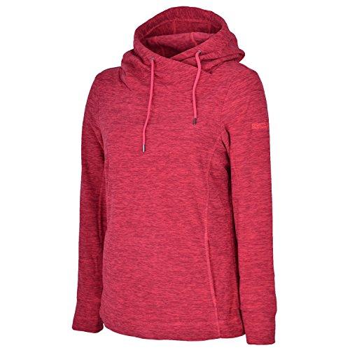 Regatta Womens/Ladies Kizmit II Baggy Warm Comfortable Hoodie Top BriBlsh/Beet