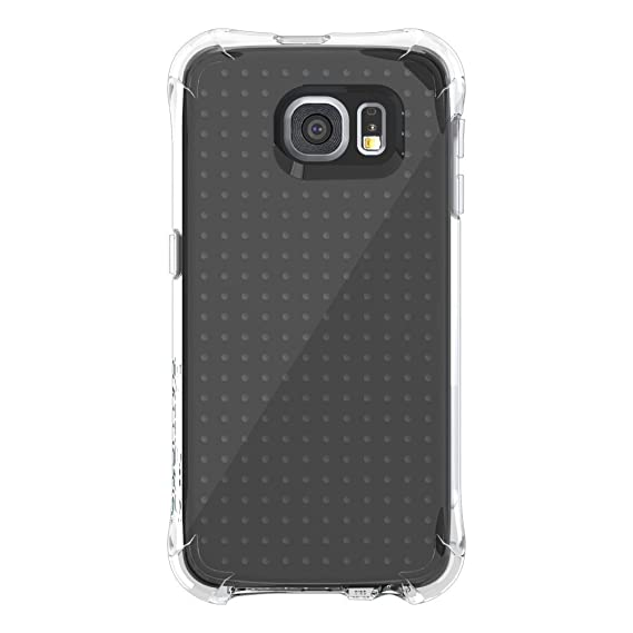 low priced 97b3f c8082 Ballistic, Galaxy S6 Case [Jewel Series] Six-sided - 6ft Drop Test  Certified Case Protection [Clear] Reinforced Bumper Cell Phone Case for  Samsung ...