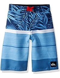 "Boys' Little Slab Island 14"" Swim Trunk Boardshorts"