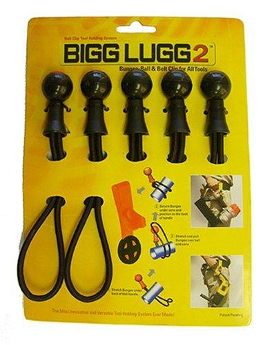 Bigg Lugg BM-5 Five Pack of Extra (Bigg Lugg Power Tool Hooks)