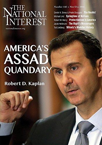 The National Interest (November/December 2016 Book 146)