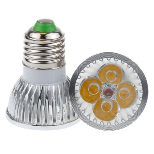 E27 3W 12V 60 Led White Led Light Bulb