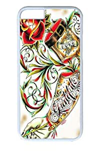 Arm Custom iphone 6 4.7 inch Case Cover Polycarbonate White