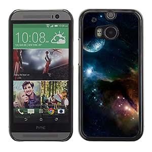 Stuss Case / Funda Carcasa protectora - Positive Cosmic Initiation - HTC One M8