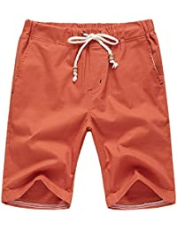 Amazon.com: Orange - Shorts / Clothing: Clothing, Shoes & Jewelry