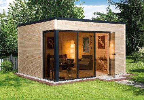 Weka Gartenhaus wekaLine 412 Größe 1 45 mm Premium