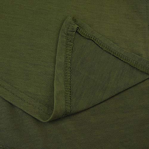 Arme Automne IrrGuliRe Pull Shirt T Bandage Blouse Innerternet Solid Shirt Manches Longues Femme Tops LaChe Hiver Couleur Pure Verte Fourrure UwqOCwnzW