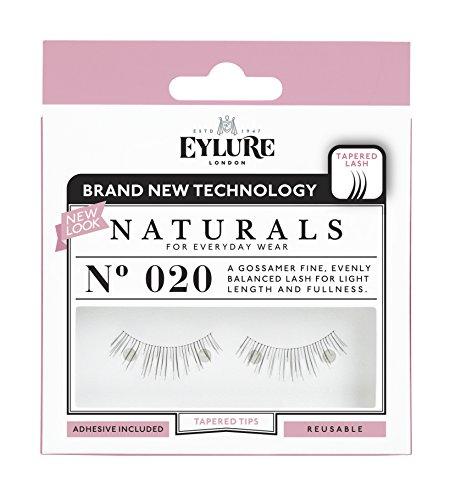 8cfa237e898 Eylure Naturalites Natural Volume Lashes, 020, One Pair