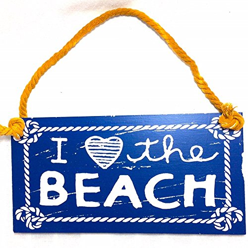 Beach Theme Wall Plaque |
