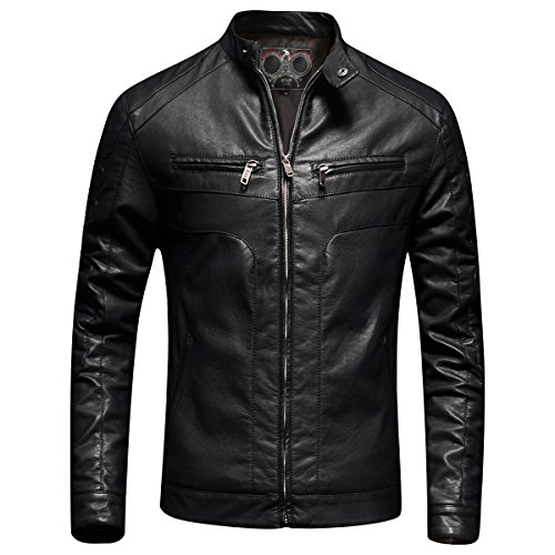 Racer Jacket Leather - 4