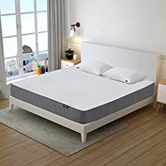 Sweetnight - sleep like a baby, wake up happy. why Sweetnight Mattress? after over 10, 000 user experience, feedback and machine testing, We have created the suitable mattress for a healthier you. we The best price You can get, because we are...