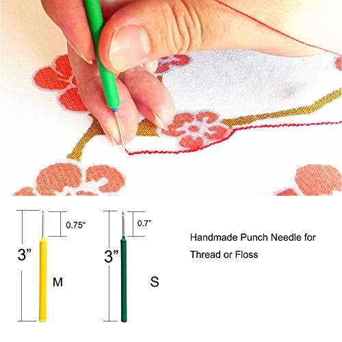 Other Sewing Accessories Embroidery Punch Needle For Thread