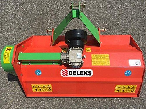 Schlegelmulcher für 12-35 Ps Traktor mit gelenkwelle B4 80 CM inklusive - APE-130