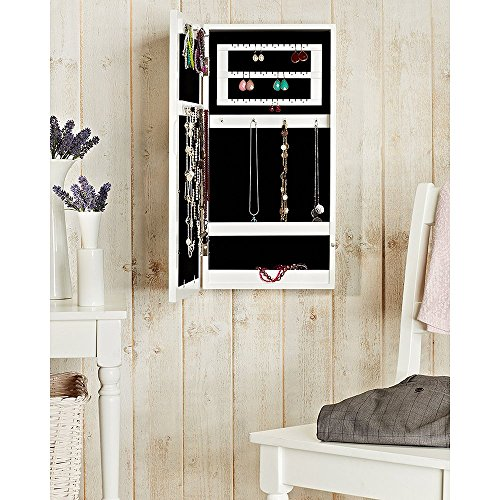 efaconcept60 x 30 x 9 cm schmuckschrank spiegel schrank wandspiegel mit bilderrahmen. Black Bedroom Furniture Sets. Home Design Ideas
