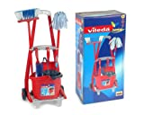 Theo Klein 6703 - Vileda Cleaning Trolley